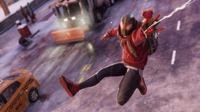 Marvel's Spider-Man: Miles Morales, PlayStation 4, PlayStation 5, 5K