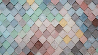 Wall tiles, Multi color, Pattern, Textures, Geometric, Shapes, Design, Girly backgrounds