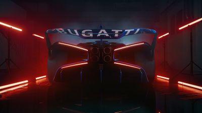 Bugatti Bolide, Hypercars, 2021, 5K, 8K
