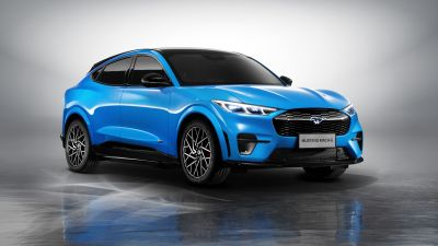 Ford Mustang Mach-E GT, 2021, Electric cars, 5K