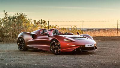 McLaren Elva, 2021, 5K