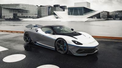 Pininfarina Battista Anniversario, 2021, 5K, 8K