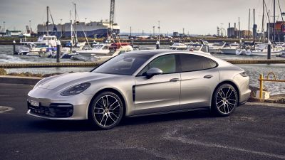 Porsche Panamera, 2021, 5K