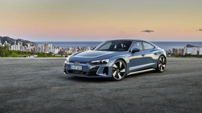 Audi RS e-tron GT, 2021, 5K