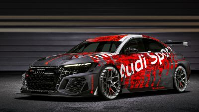 Audi RS 3 LMS, 2021, 5K