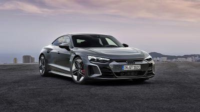 Audi RS e-tron GT, 2021