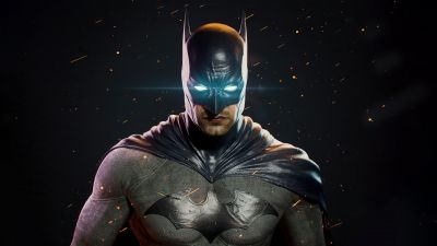 Batman, DC Superheroes, DC Comics, Dark background