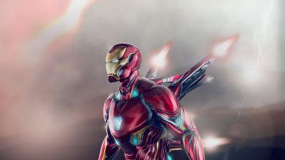 Iron Man, Avengers: Endgame, Marvel Superheroes, Marvel Comics