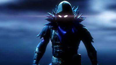 Raven, Fortnite Battle Royale, Video Game, 2021 Games, Avatar, Skin, Characters