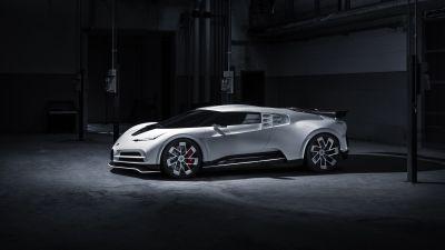 Bugatti Centodieci, Sports cars, Hypercars, 5K