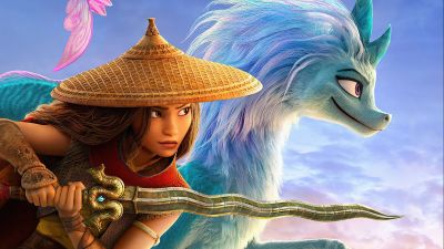 Raya and the Last Dragon, 2021 Movies, Animation