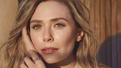 Elizabeth Olsen, American actress, Portrait, 2021