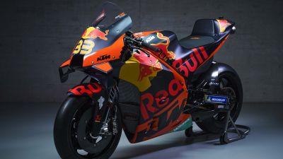 KTM RC16, MotoGP bikes, Red Bull Racing, 2021