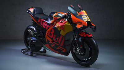 KTM RC16, MotoGP bikes, Red Bull Racing, 2021