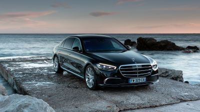 Mercedes-Benz S 400 d 4MATIC, 2021
