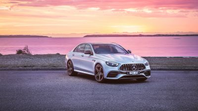 Mercedes-AMG E 63 S 4MATIC+, 2021