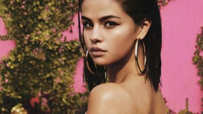 Selena Gomez, American singer