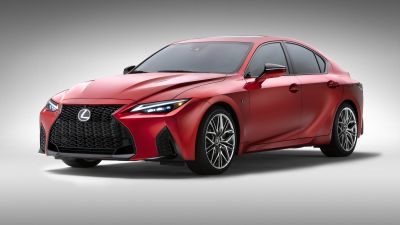 Lexus IS 500 F SPORT Performance, 2022, 5K