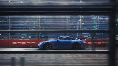 Porsche 911 GT3, 2021, 5K