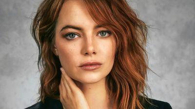 Emma Stone, American actress, Beautiful actress