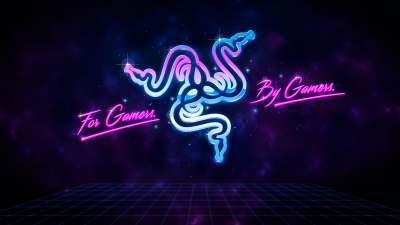 Razer, For Gamers By Gamers, Neon
