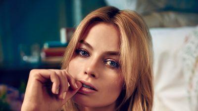Margot Robbie, Australian actress, 5K