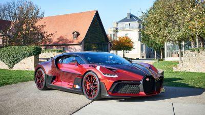 Bugatti Divo Lady Bug, 2021, 5K, 8K