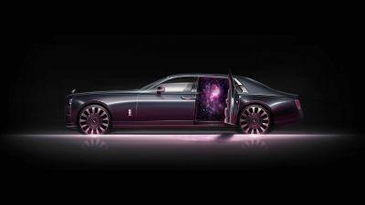 Rolls-Royce Phantom EWB Tempus Collection, AMOLED, 2021, 5K, 8K, 10K