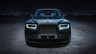 Rolls-Royce Phantom EWB Tempus Collection, 2021, 5K, 8K, 10K