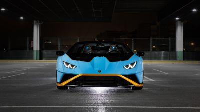 Lamborghini Huracán STO, 2021, 5K, 8K