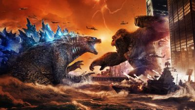 Godzilla vs Kong, 2021 Movies, 5K