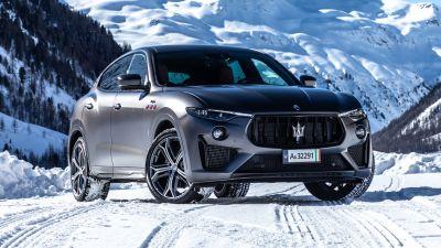 Maserati Levante Trofeo, Luxury SUV, 5K