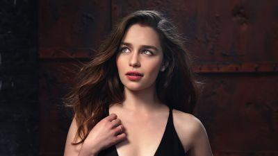 Emilia Clarke, Beautiful actress, 5K