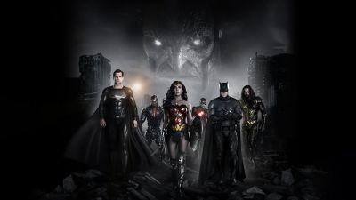 Zack Snyder's Justice League, 2021 Movies, Superman, Batman, Wonder Woman, Aquaman, The Flash, Cyborg, DC Comics, DC Superheroes