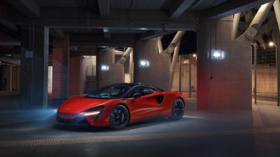 McLaren Artura, 2021, 5K, 8K