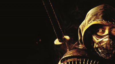 Scorpion, Mortal Kombat, 2021 Movies