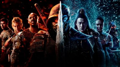 Mortal Kombat, 2021 Movies, Poster