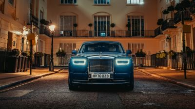 Rolls-Royce Phantom Extended, 2021, 5K
