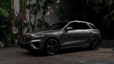 Genesis GV70 3.5T AWD, Luxury SUV, 2022, 5K, 8K