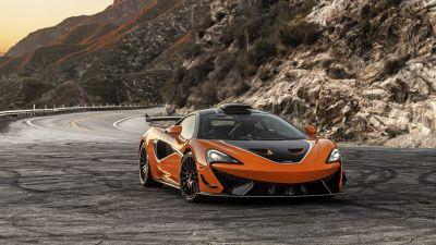 McLaren 620R, 2021