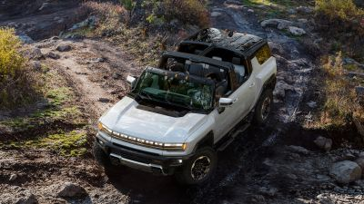 GMC Hummer EV, Electric SUV, 2024