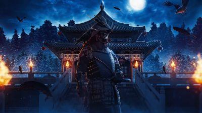 Samurai, Bushido, Warrior, Japan, Middle Ages