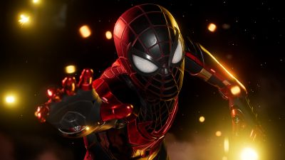 Spider-Man: Miles Morales, PlayStation 4, PlayStation 5