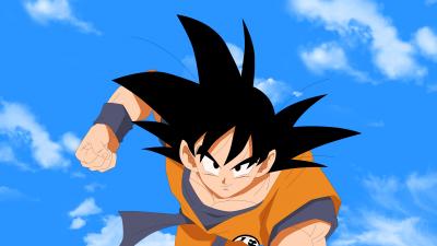 Goku, Dragon Ball Z, 5K