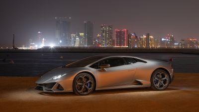 Lamborghini Huracan EVO, 2021, 5K
