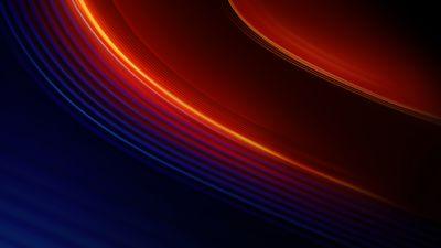 OnePlus 8 Pro, Stock, Lines, 2020