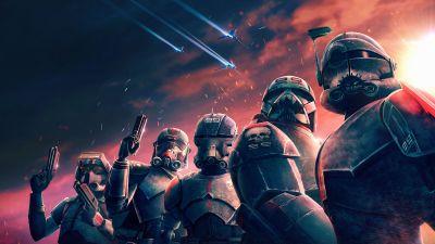 Star Wars: The Bad Batch, TV series, Season 1, 2021, 5K