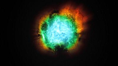 Supernova, Deep space, Stellar explosions, Astronomical, Nuclear fusion, 5K, 8K