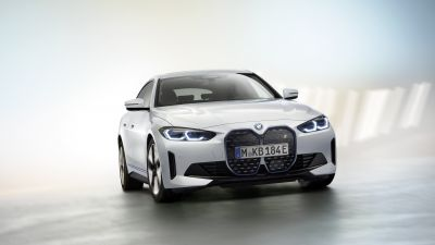 BMW i4, Electric cars, 2022, 5K, 8K