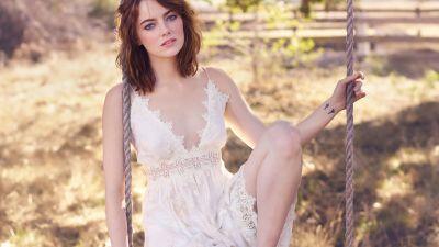 Emma Stone, Beautiful actress, American actress, 5K